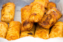 Banana Turon Philippine Delicacy Royalty Free Stock Photo