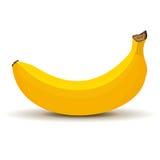 Banana in vector Royalty Free Stock Photography