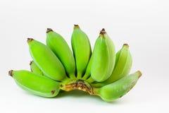 Banana verde Immagine Stock Libera da Diritti