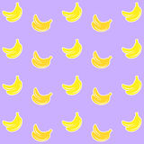 Banana wallpaper great for any use. Stock Image