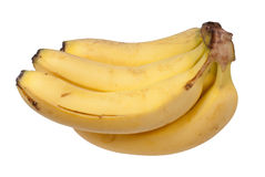 Banana. On a white background Royalty Free Stock Photography