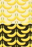 Banana wzór Obraz Royalty Free
