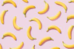 Banana wz?r royalty ilustracja