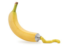 Banana Yellow Royalty Free Stock Images