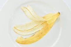?bananadekking Stock Foto