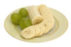 Bananagrape lizenzfreies stockbild