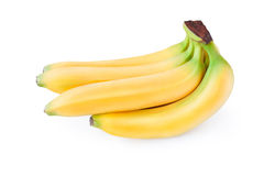Bananas. Isolated on white background Royalty Free Stock Image
