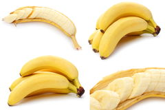 Bananas Stock Photography