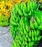 Bananas. These bananas were taken in Phetchaburi province, Thailand Stock Images