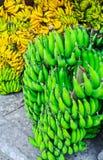 Bananas. These bananas were taken in Phetchaburi province, Thailand Royalty Free Stock Images