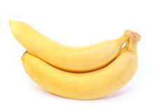 The bananas Royalty Free Stock Images