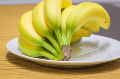 Bananas imagens de stock