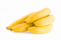 Bananas amarelas Foto de Stock