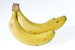 Bananas. Banana against a white background Stock Image