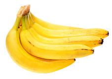 Bananas bunch stock image