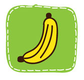Bananas design Stock Photography