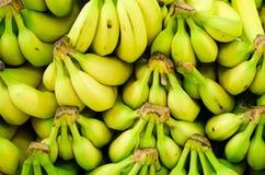 Bananas on display Royalty Free Stock Photos