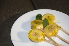 Bananas dos doces Fotos de Stock