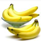Bananas frescas Fotografia de Stock