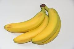 Bananas. Fresh fruit bananas healthy food Stock Images