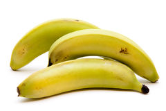 Bananas freshly Stock Photos