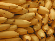 Bananas fruit food Royalty Free Stock Images