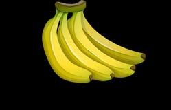 Bananas, Fruit, Yellow, Banana Royalty Free Stock Photography