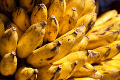 Bananas grape Royalty Free Stock Image