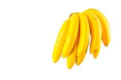 Bananas grapes Stock Photography
