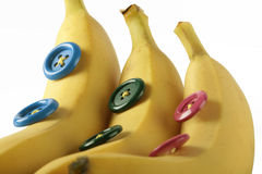 Free Bananas In Line Stock Image - 7903031