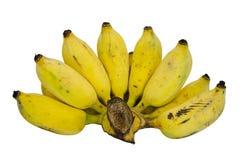 Bananas isolated on white background Stock Photo