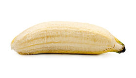 Bananas isolated on the white background.  Stock Images