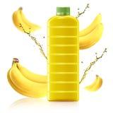 Bananas juice Royalty Free Stock Photography