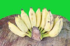 Bananas maduras Fotografia de Stock Royalty Free