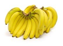 Bananas maduras frescas foto de stock royalty free