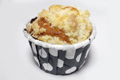Bananas Muffin Royalty Free Stock Photo