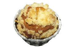 Bananas Muffin Royalty Free Stock Photos