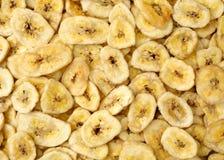 Bananas secadas foto de stock