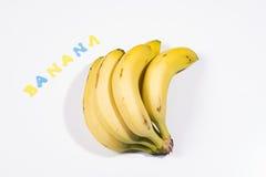 Bananas. Stock Photos