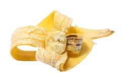 Bananas Skin isolated on white background.  Stock Image