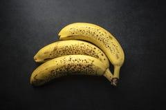 Bananas on  table Royalty Free Stock Photos