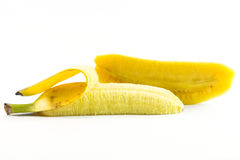 Bananas  on white background. Asia Stock Photography