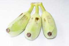 Bananas on white background Royalty Free Stock Photography