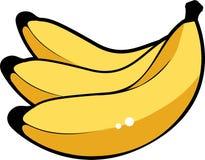 Banane royalty illustrazione gratis