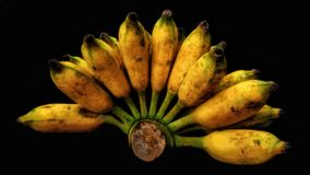 Banane cuite Photos stock