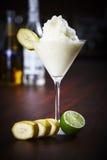 Banane Daiquiri lizenzfreies stockfoto