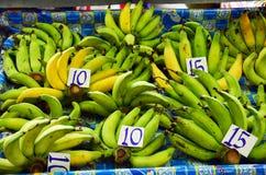 Banane de Madame Finger Photo libre de droits