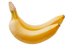 Banane, fruits Photo libre de droits