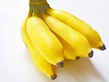 Banane gialle Fotografia Stock