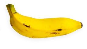Banane gialle Fotografie Stock Libere da Diritti